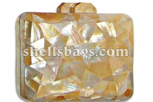 Mosaic Fashion Shells Bag
