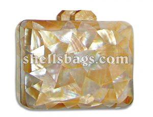 Mosaic Fashion Shells Bag
