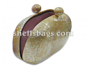 MOP Shells Fashion Bag