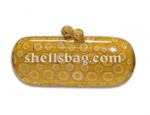 Fashion Bamboo Clutch Bags