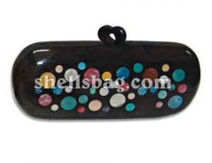 Shell Clutch Handbag