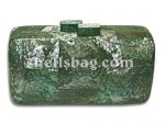 Abalone Shell Clutch Handbag