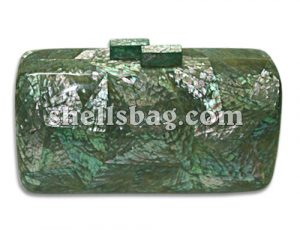 Abalone Shell Clutch Handbag