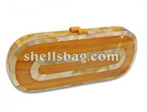 Bamboo Shells bag